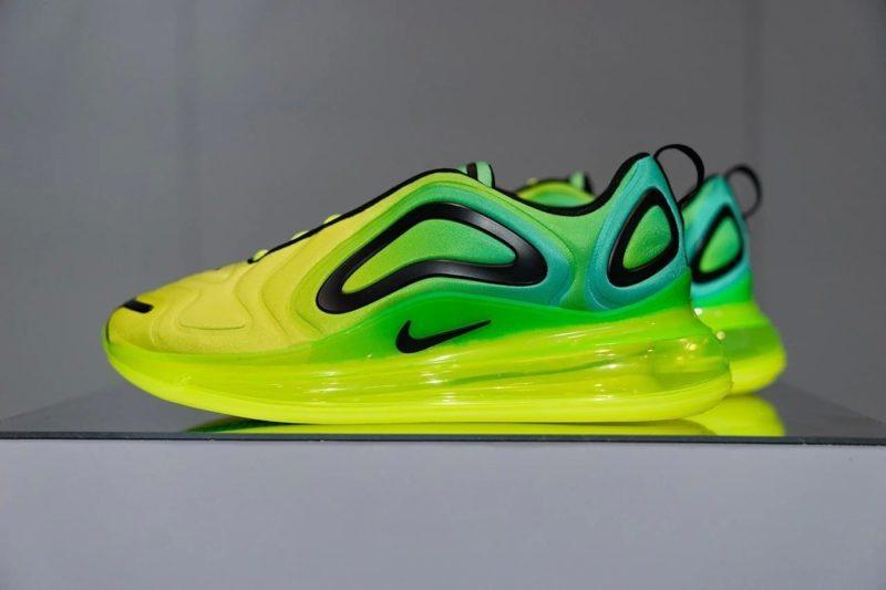 Conheça os primeiros Nike Air Max 720 que serão lançados  1fd294e31
