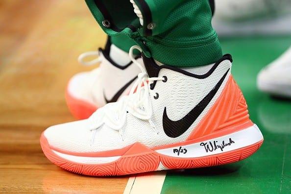 """Nike apresenta novo tênis Vapor X """"Kyrie 5"""" 1"""