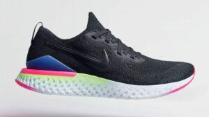 Nike oferece personalização exclusiva do Epic React Flyknit 2 em São Paulo Foto 3