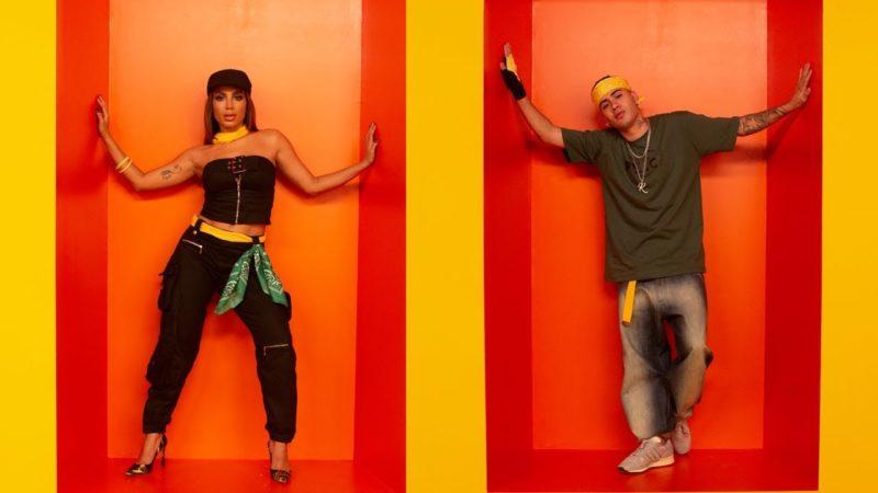 Anitta e Kevinho lançam clipe