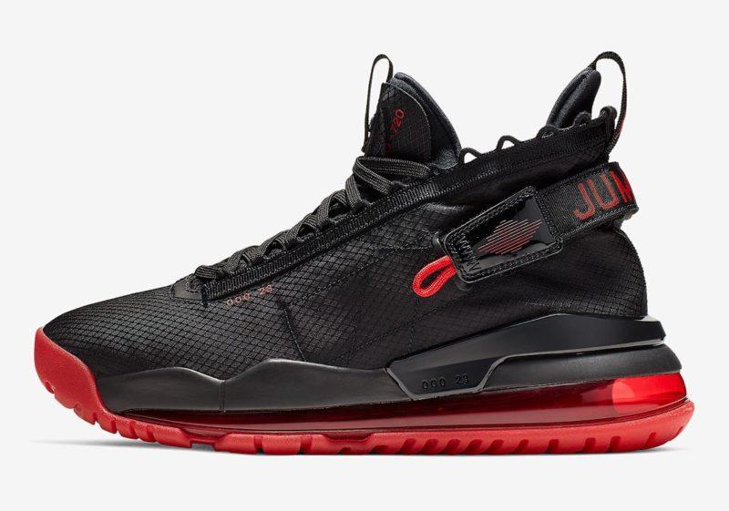 f3a012630fa72 ... Jordan Proto Max 720 será lançado na clássica colorway