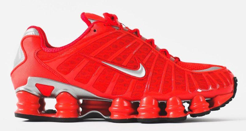 cc683777ce7 Nike Shox TL é lançado novamente!