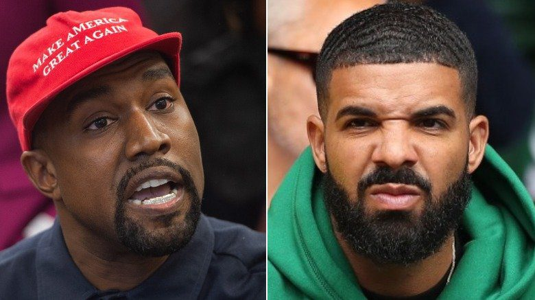 As verdadeiras razões da treta entra Kanye West e Drake Foto 4