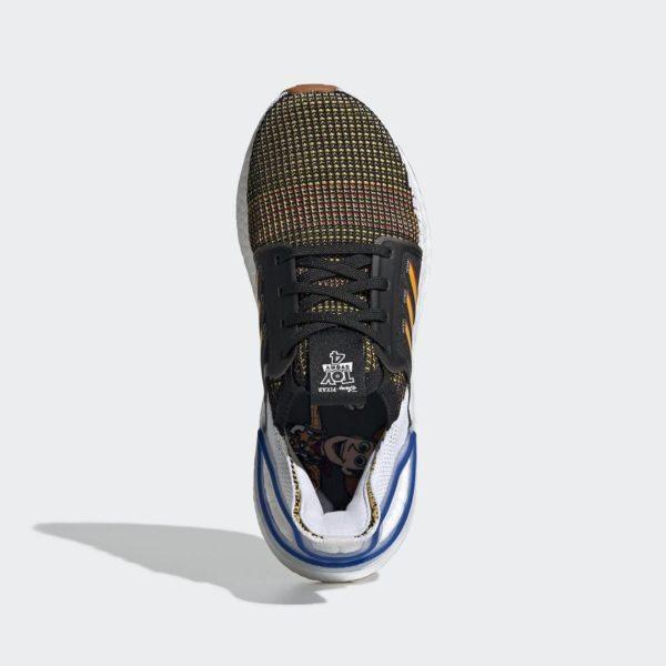 """Adidas UltraBoost 19 inspirado no """"Wood"""" de Toy Story será lançado Foto 3"""