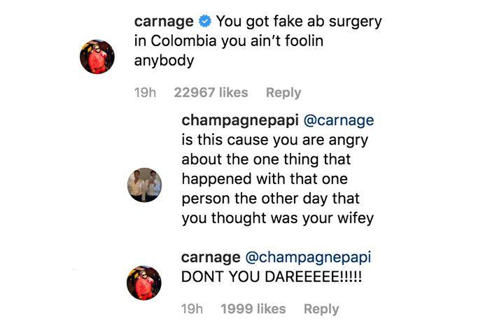 Drake faz piada após rumores de cirurgia plástica para definir abdômen Foto 2