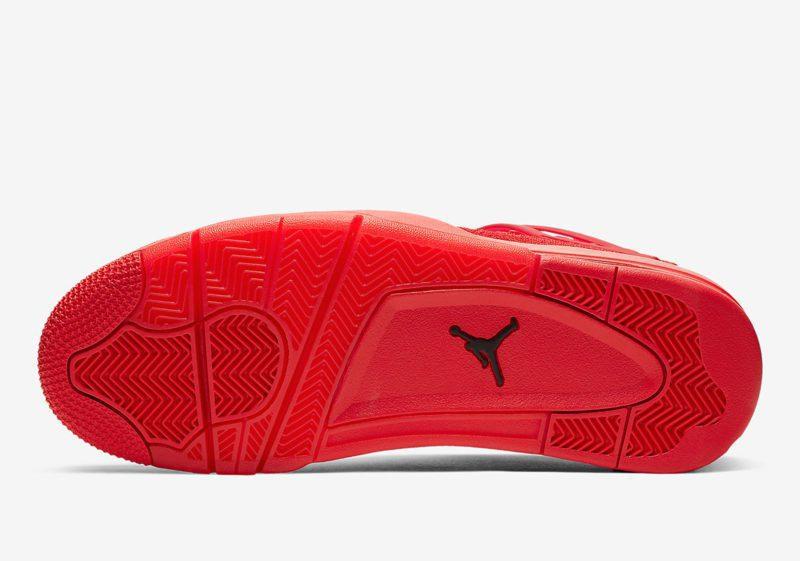 """Nike Air Jordan 4 Flyknit """"Red"""" será lançado nesta sexta 6"""
