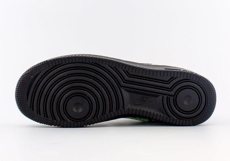 "Nike Air Force 1 Foamposite Pro Cup ""Pele de cobra"" será lançado amanhã Foto 2"