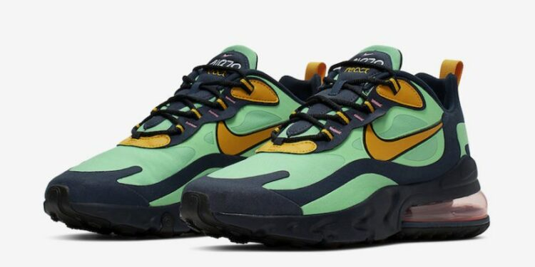 Nike Air Max 270 React Electro Green AO4971 300 Release Date Price 4