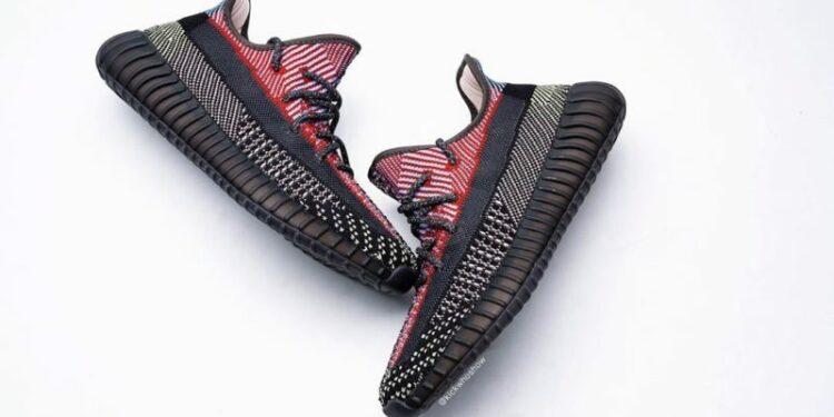 adidas yeezy 350 v2 yecheil fw5190 side