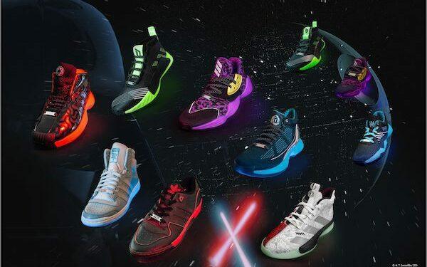 Adidas anuncia coleção de tênis inspirada na saga Star Wars