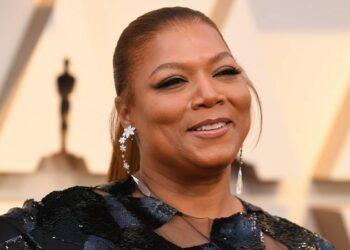 Mandatory Credit: Photo by Andrew H. Walker/BEI/REX/Shutterstock (10112916rn) Queen Latifah 91st Annual Academy Awards, Arrivals, Los Angeles, USA - 24 Feb 2019