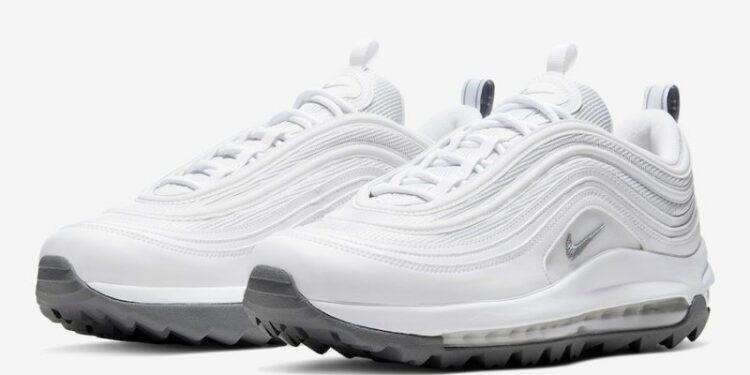 Nike Air Max 97 Golf White Grey