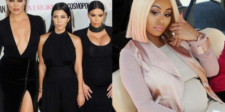 Blac Chyna The Kardashian Sisters