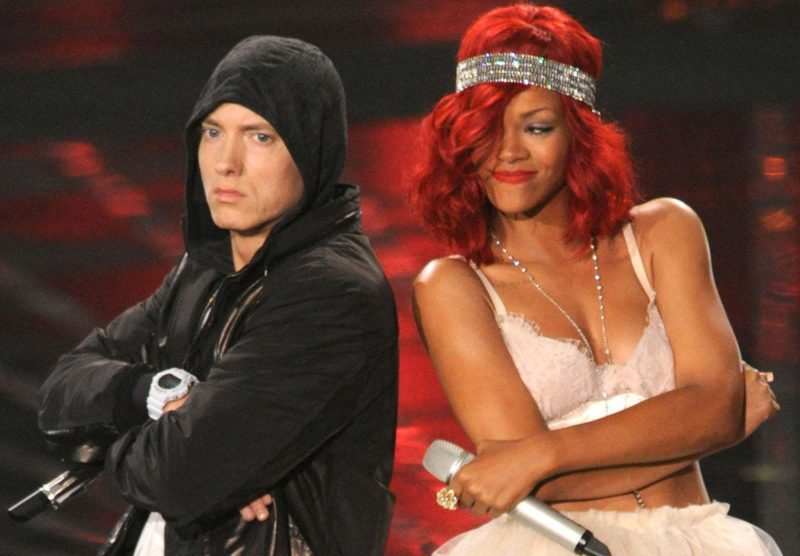 Eminem e Rihanna podem lançar nova música em parceria