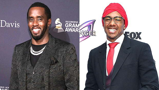 sean diddy combs invites nick cannon to black owned revolt tv rex embed 1