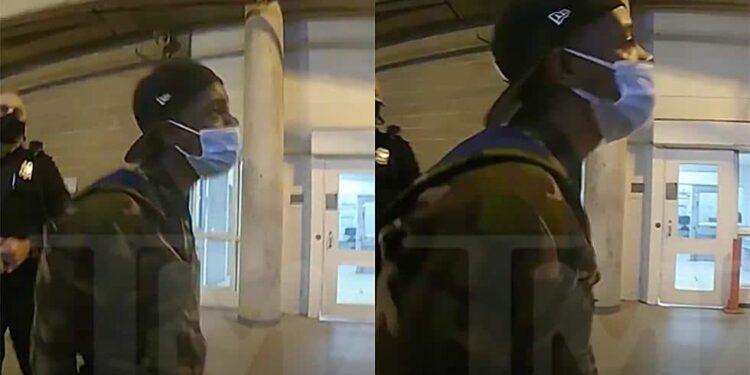 silento arrested video