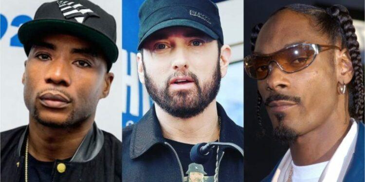 Charlamagne Tha God Eminem Snoop