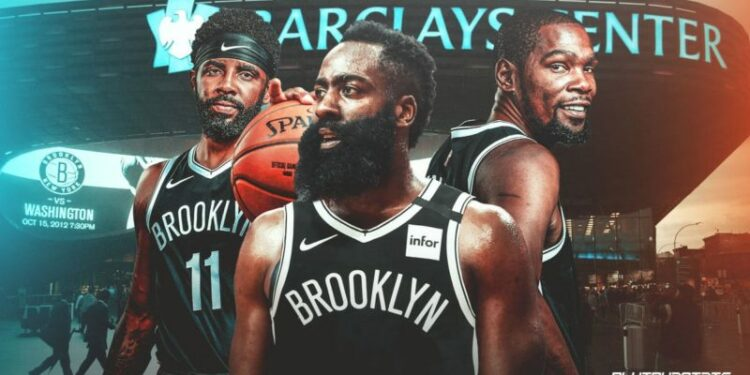 Rockets rumors James Harden wants out of Houston and is trying to force trade to Nets Thumbnail
