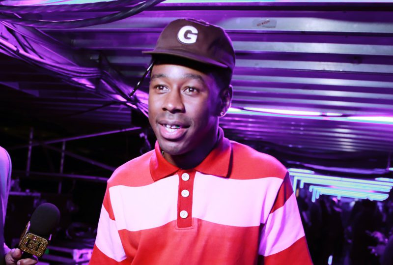 LOS ANGELES, CALIFORNIA - JANUARY 26: Tyler, the Creator attends the 62nd Annual GRAMMY Awards at STAPLES Center on January 26, 2020 in Los Angeles, California. (Photo by Rich Fury/Getty Images for The Recording Academy)