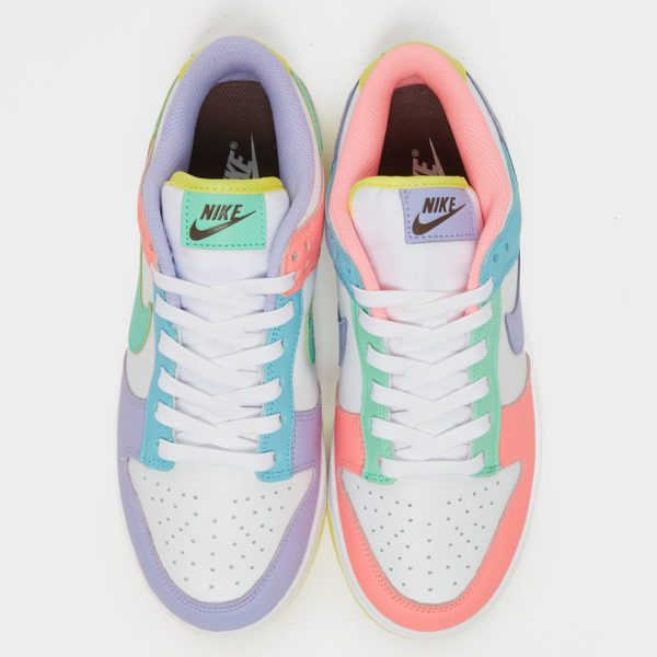 nike dunk low womens light soft pink ghost lime ice DD1503 600 4