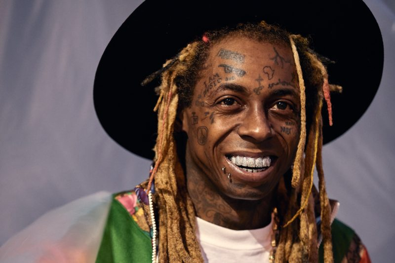 28 Lil Wayne