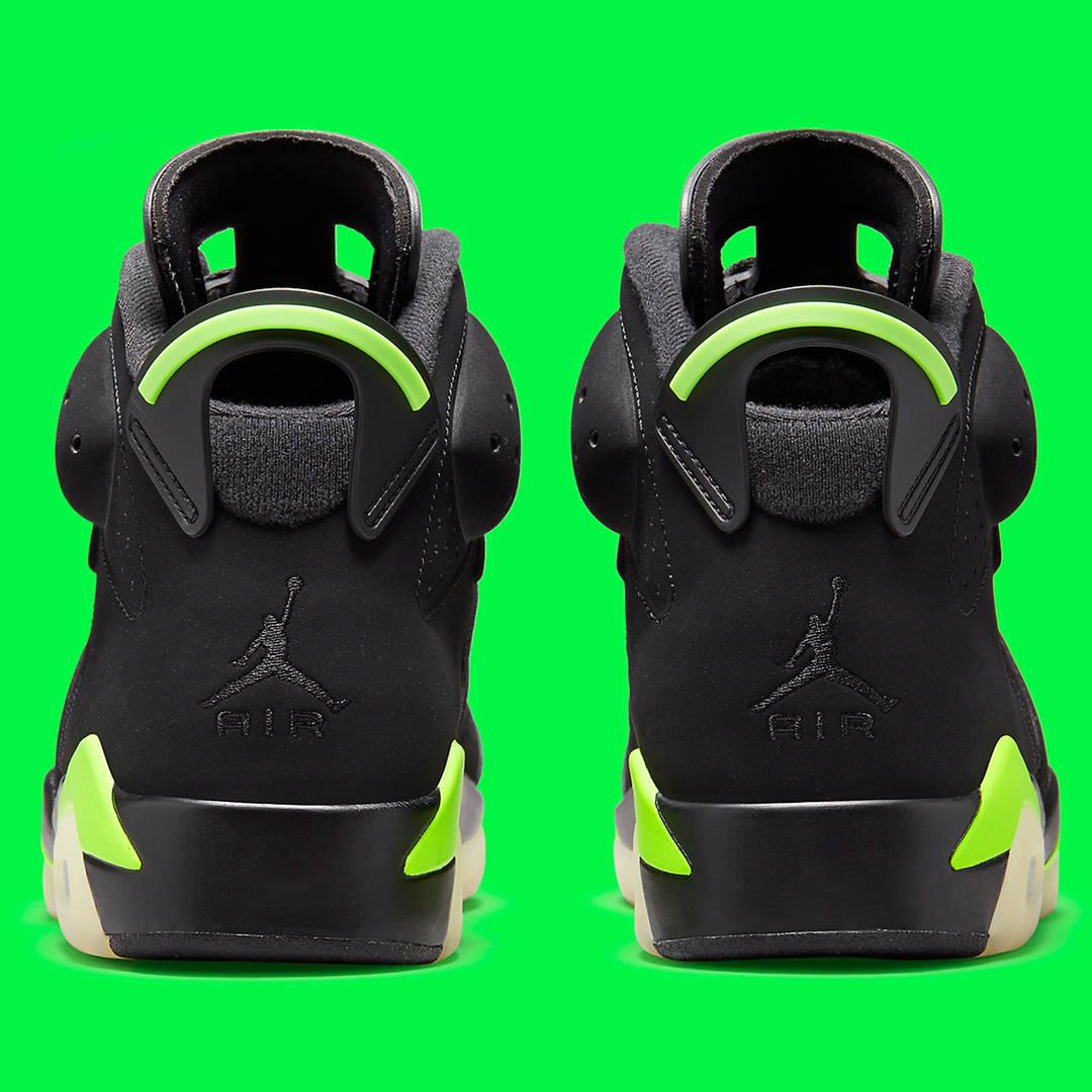 jordan 6 electric green CT8529 003 2