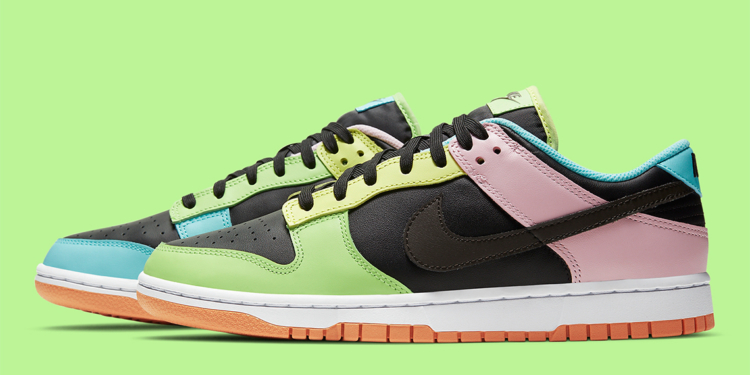 nike dunk low free 99 DH0952 001 official images 2