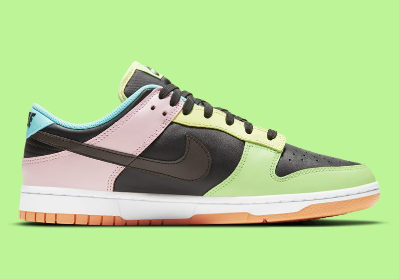 nike dunk low free 99 DH0952 001 official images 3