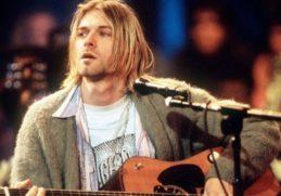 Capa Kurt Cobain