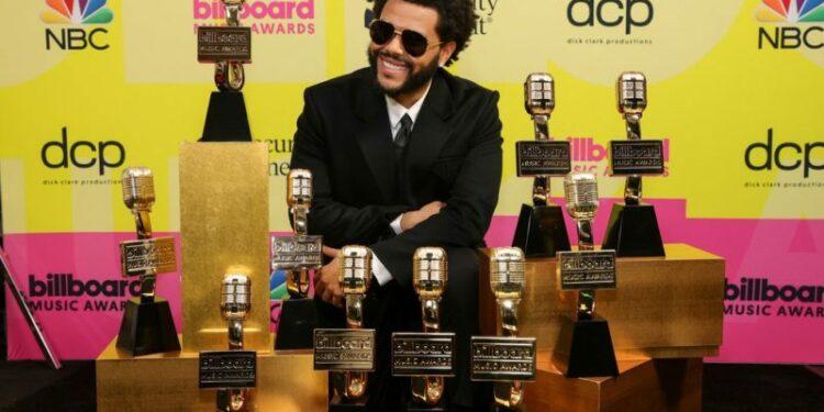 Capa The Weeknd