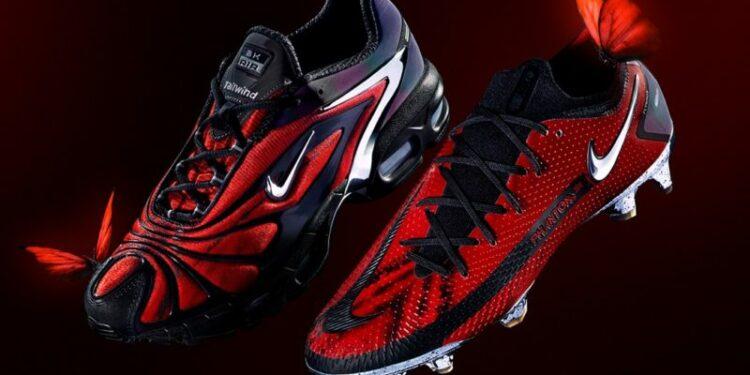 https hypebeast.com image 2021 05 nike skepta sk phantom football boots air max tailwind v bloody chrome 003