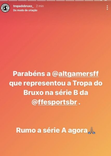 Print Instagram Ronaldinho