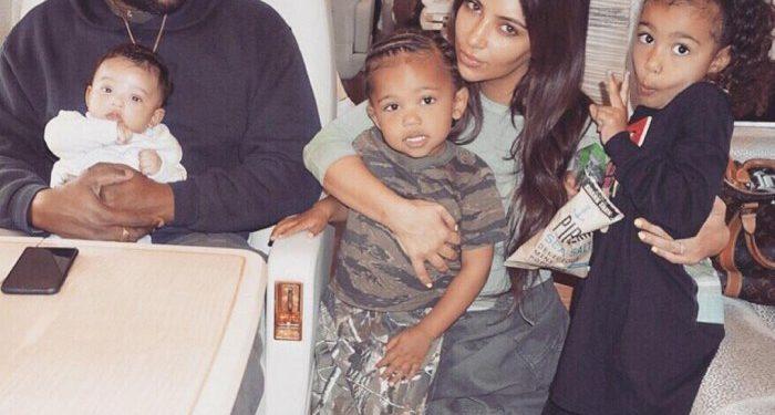 Kim Kardashian Says Son Saint Is More Her Twin Than Kanye Wests Photo Promo