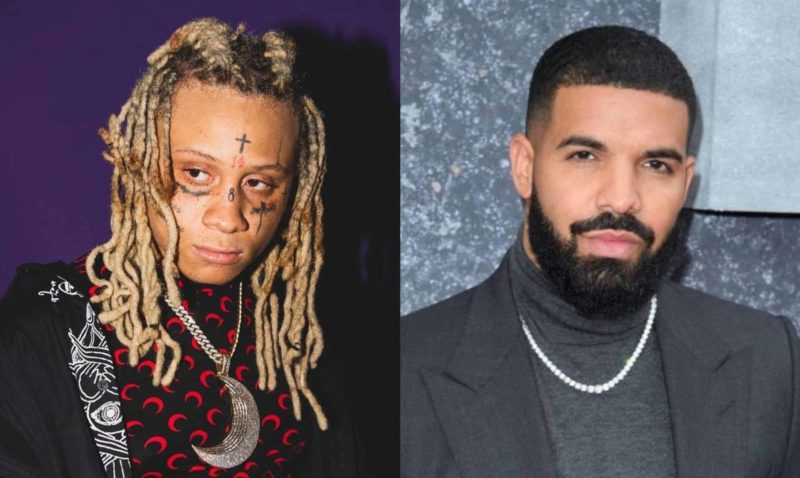 Trippie Redd Releases New Song Betrayal Feat. Drake scaled 1 e1629582372206