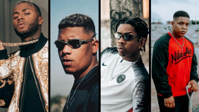 rappers borges pl quest azevedo orochi