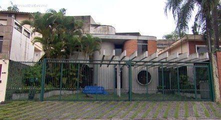Capa mansão do trafico